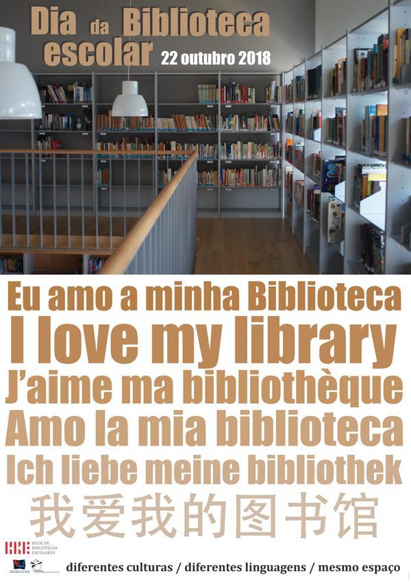 Dia Internacional das Bibliotecas Escolares