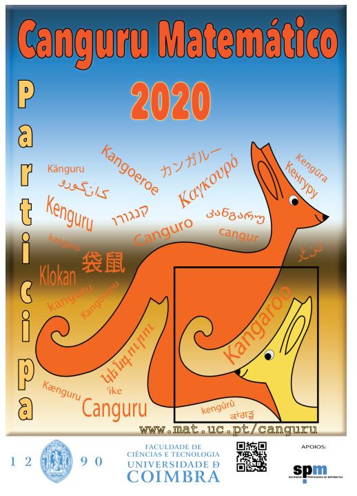 Concurso Canguru Matemático 2020