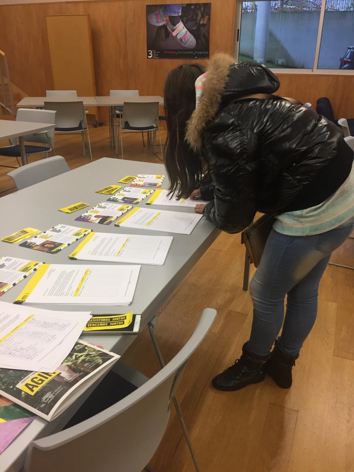 Maratona de Cartas da Amnistia Internacional